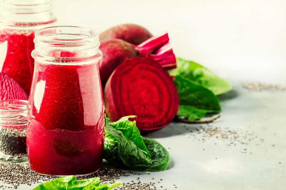 cancer et jus de légumes