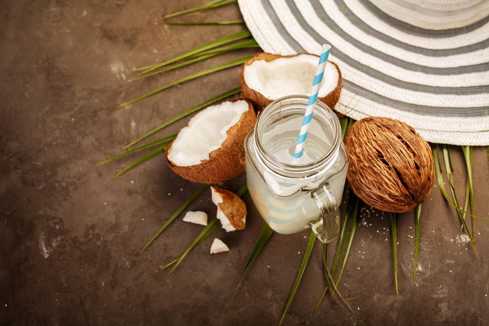 Les bienfaits du jus de coco