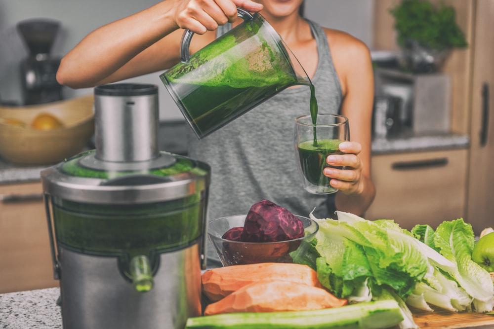 maladie de Crohn jus de légumes