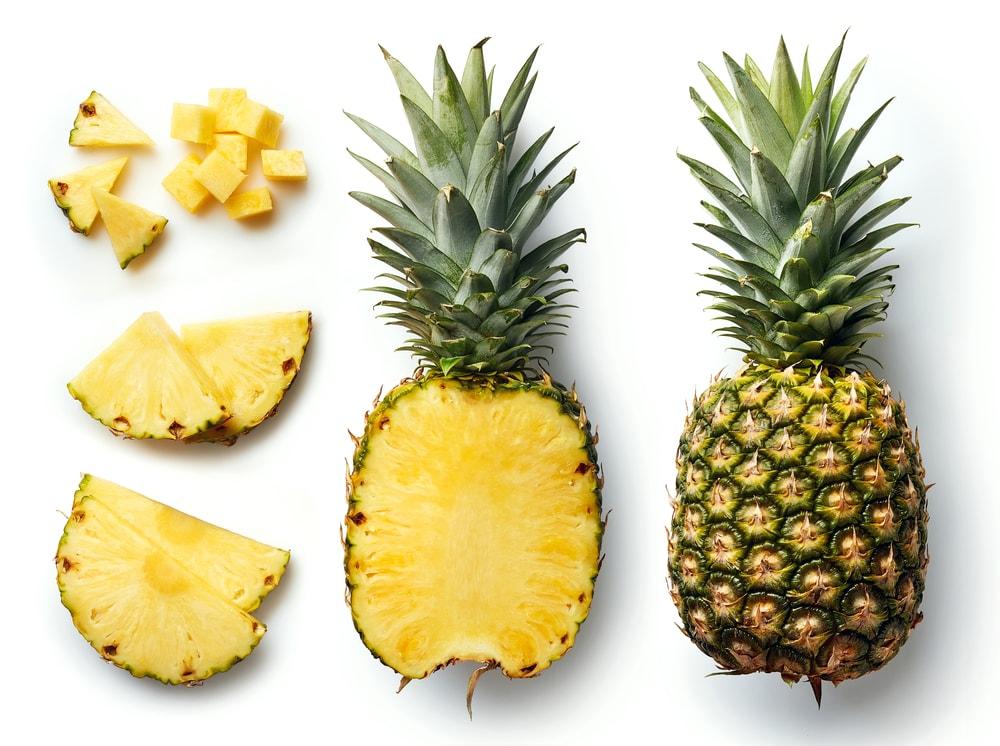 consommer plus souvent du jus d'ananas